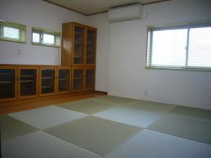 既存の家具も取り込む
