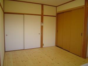 和室だった壁はけいそう土塗り