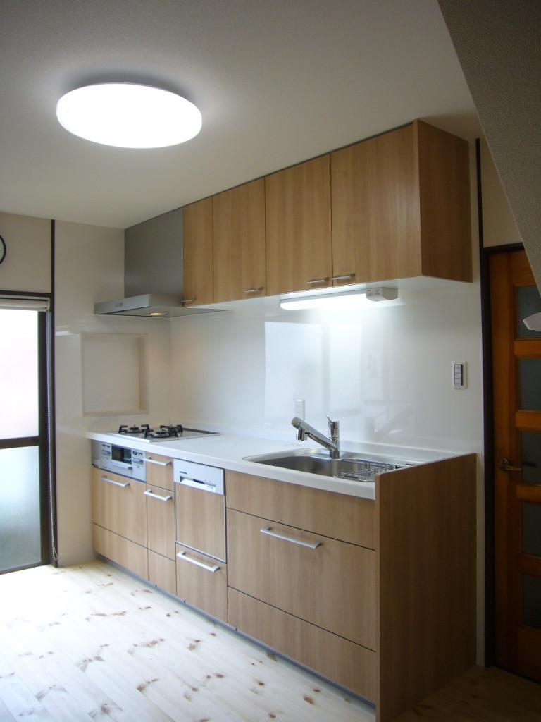 I型2550のキッチンリフォーム