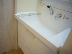 シャワー式水栓金具