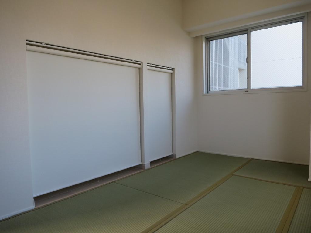 洋室の布団収納リフォーム